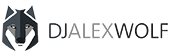 DJ ALEX WOLF Logo